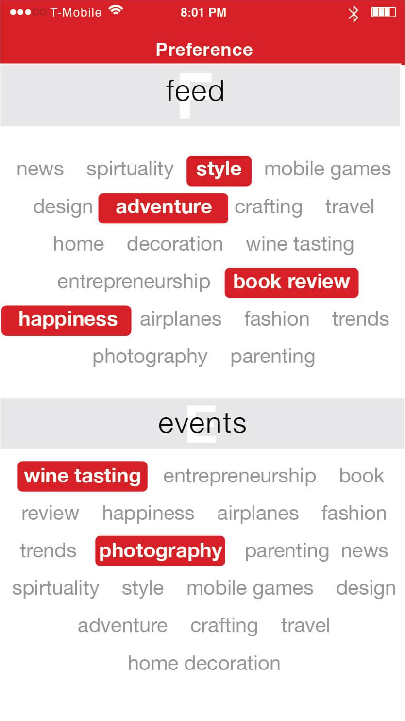 Konvergent - Social Networking Platform 2