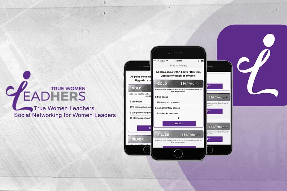 rue Women Leadhers app