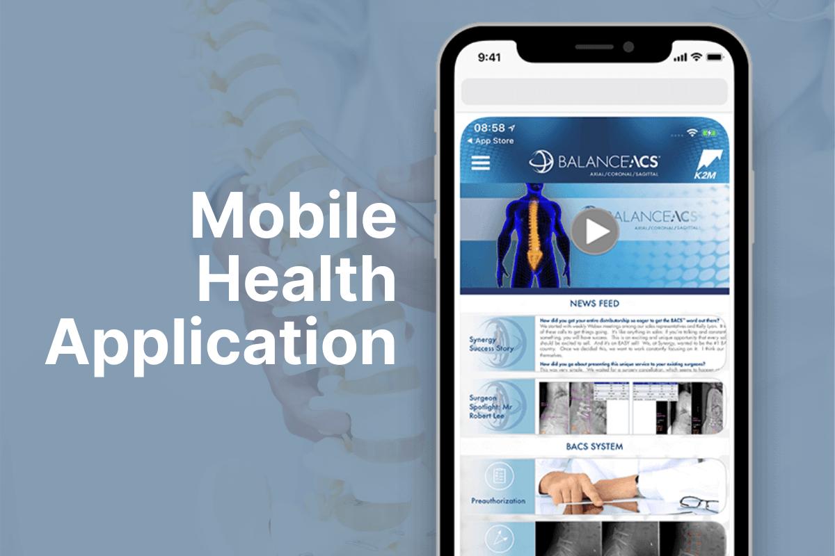 K2M BalanceACS Mobile App 7
