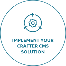 Implement your Crafter CMS Solution