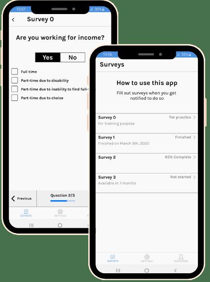 Kidney Donor Mobile App 1
