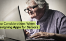 designing apps for seniors