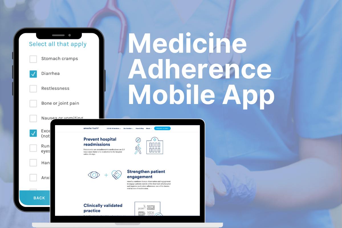 Medicine Adherence Mobile App 3