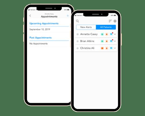 Patient Communication Scheduling App 1