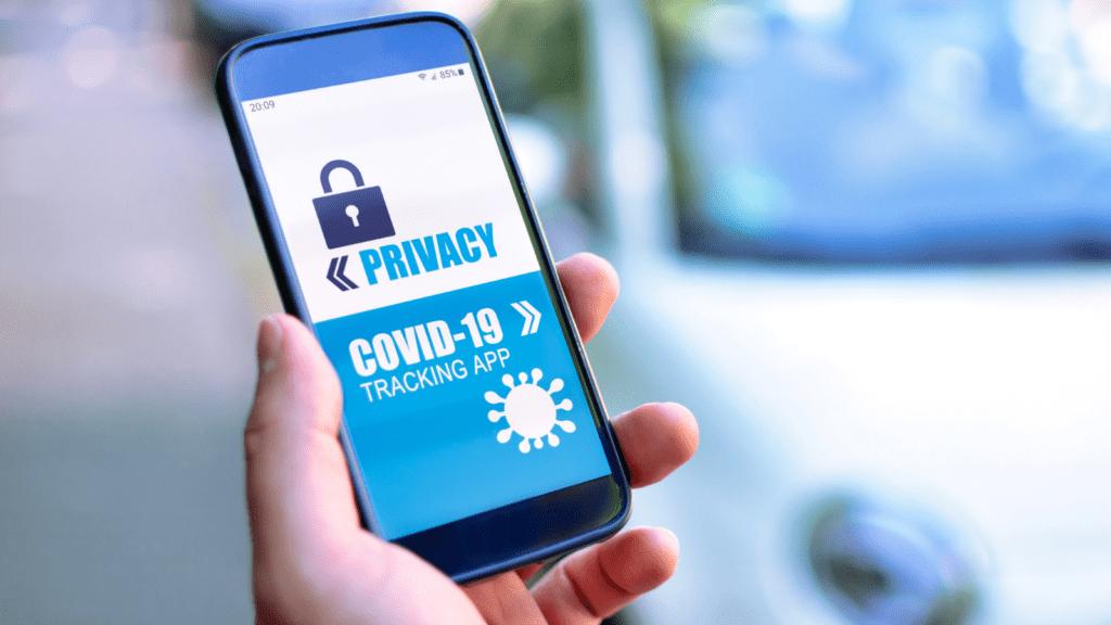 covid healthcare app