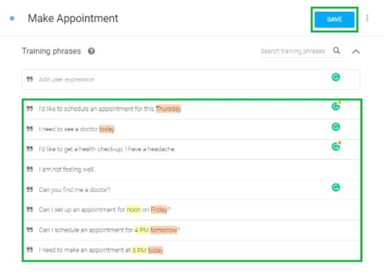 Building Your Custom Chatbot Using Google Dialogflow 22